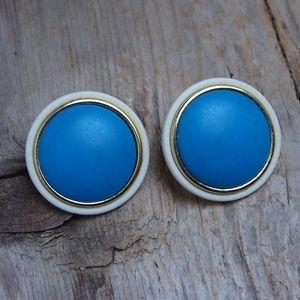 Retro Button Earrings! Mix/Match 2/$10!